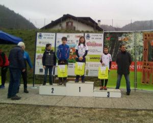 Team A7CSOK ai Campionati Veneti Sprint CO