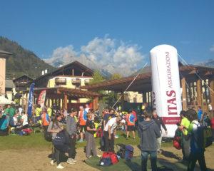 Team Junior ai Campionati Italiani Sprint Relay