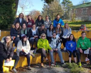 PON Orienteering in Altopiano alle superiori