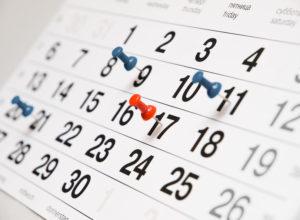 Tutti gli appuntamenti nazionali di Aprile