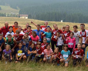 Camp per i giovani dell'Orienteering in Altopiano