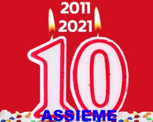 10 anni assieme con l'orienteering, Grazie!